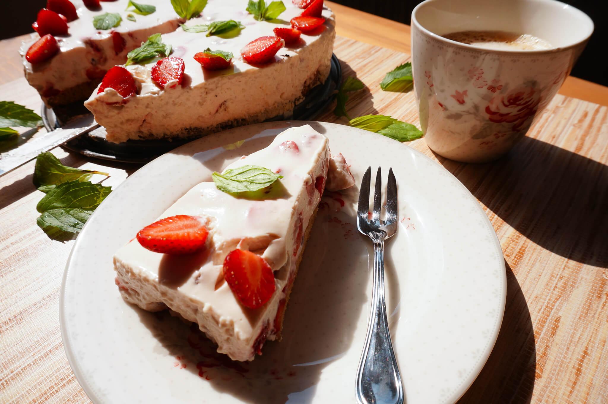 Panista_Blog_Rezepte_Glutenfreier Erdbeer-Quark Kuchen