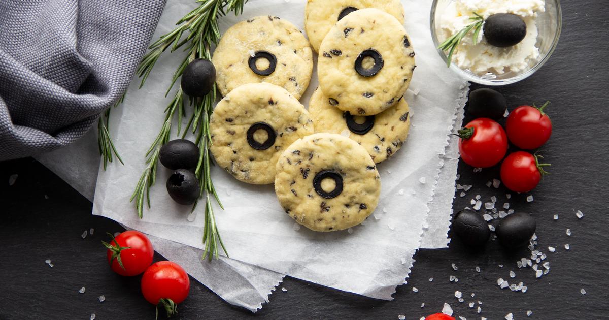 Panista_Blog_Rezepte_Glutenfreie Olivenkekse