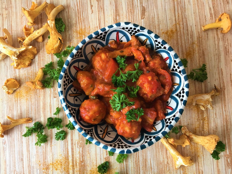 Panista_Blog_Rezept_Glutenfreie Kichererbsendumplings