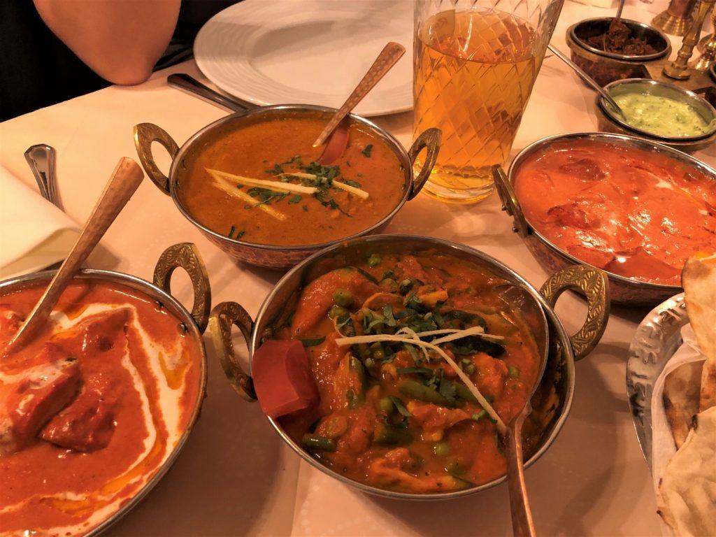 Panista_Blog_Marie testet_Indian Curry Castle_Hauptspeise
