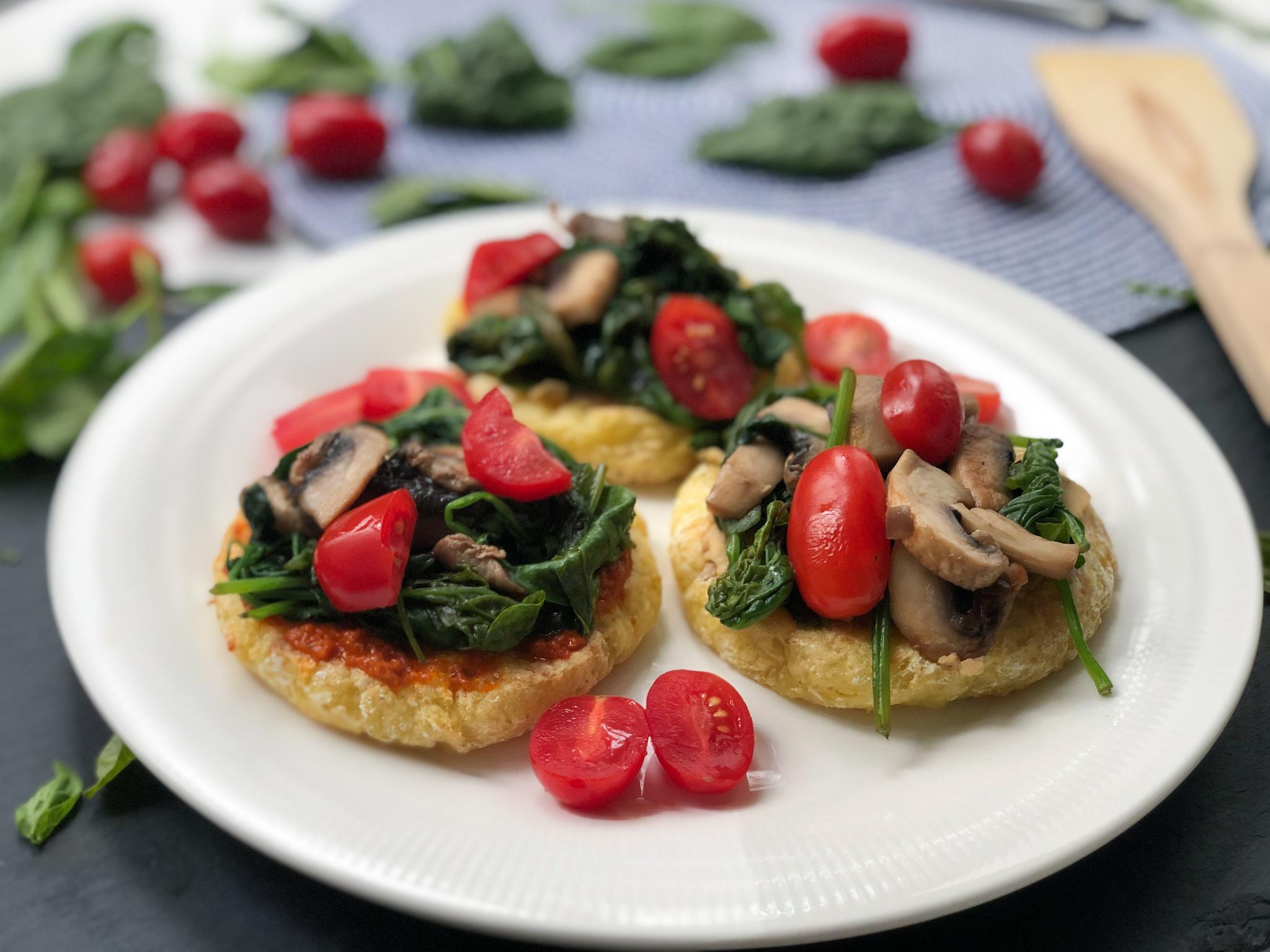 Panista_Blog_Rezept_Kartoffelpizzen mit Gemüse - Natürlich Glutenfrei
