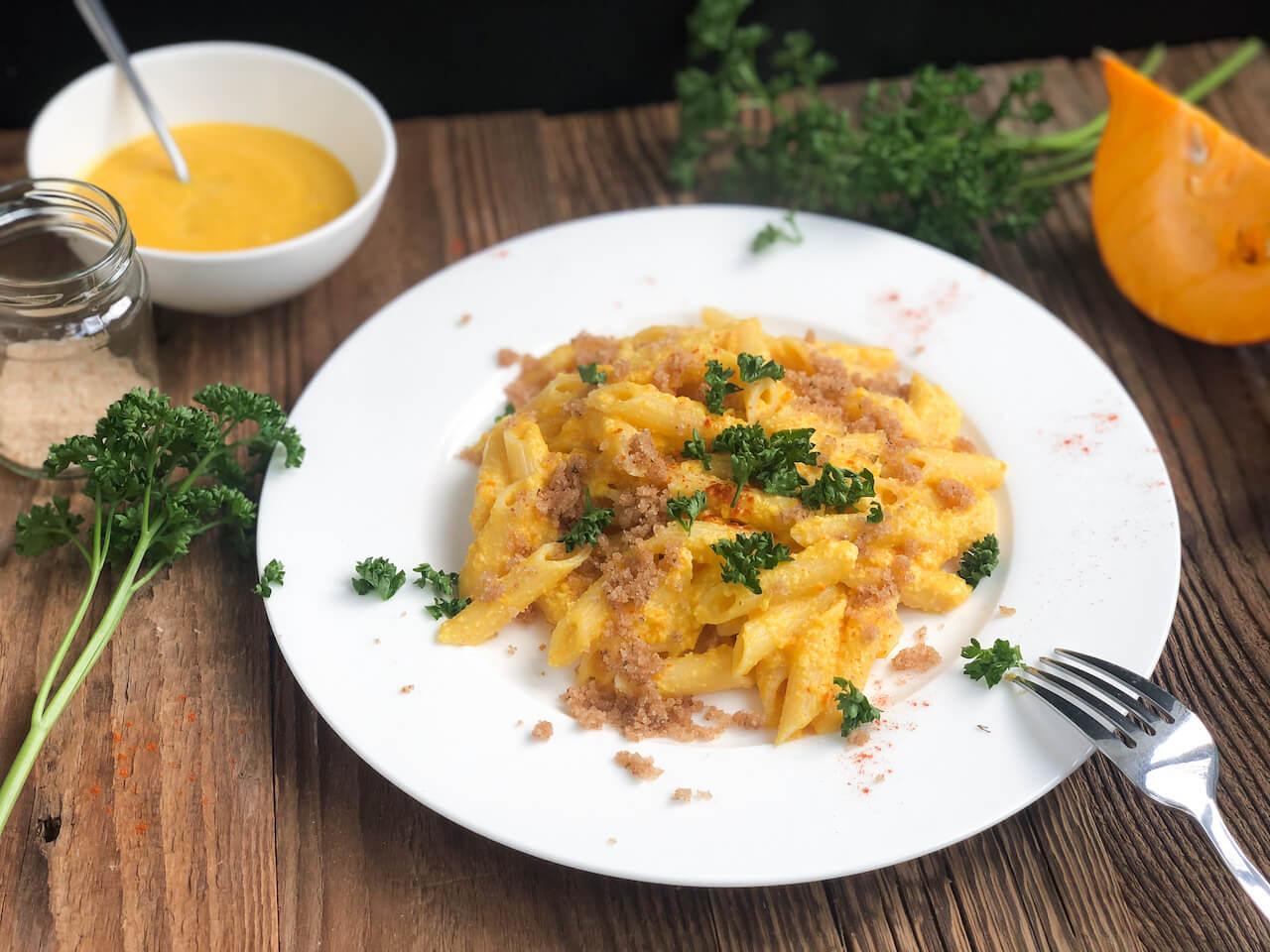 Panista_Blog_Rezept_Gliutenfreie Kürbis Mac N'Cheese