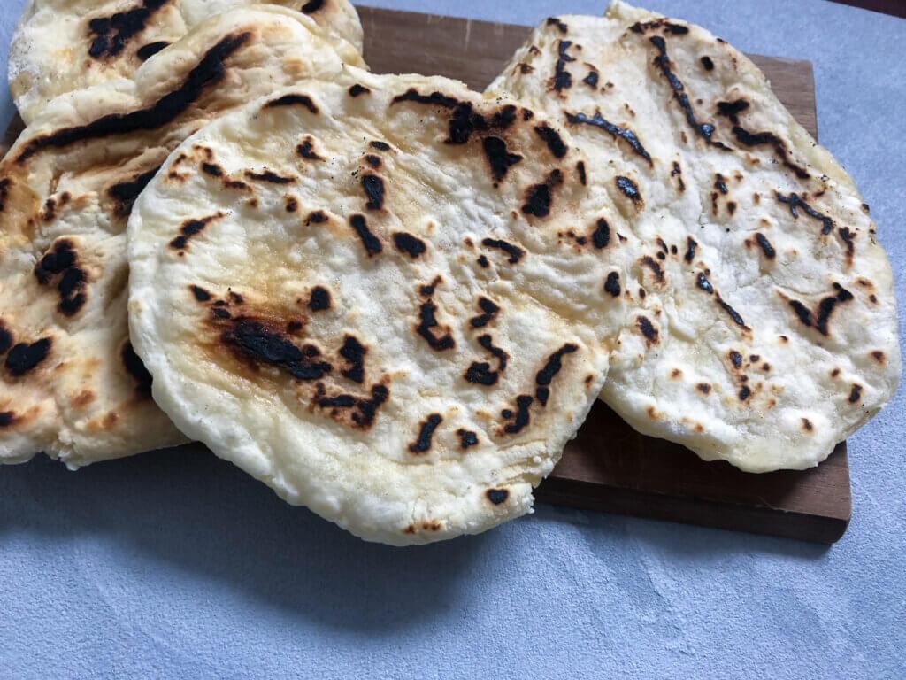 Panista_Blog_Rezepte_Linsen-Orangen Suppe mit glutenfreiem Naan Bread