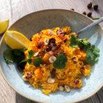 Panista_Blog_Rezepte_Karotten-Koriander Reis_natürlich glutenfrei