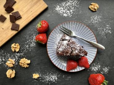 Panista_Blog_Rezepte_Glutenfreier Chocolate Death Cake