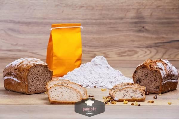 Glutenfreie Backmischung für Teffbrot