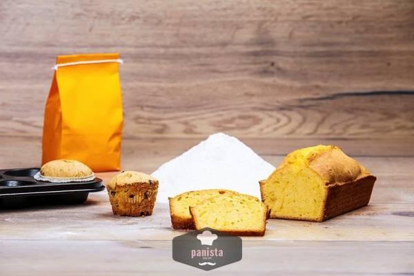 Glutenfreie Backmischung für Rührkuchen