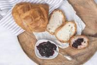 glutenfreies Helles Brot