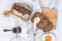 glutenfreies Brot nach Vollkornart
