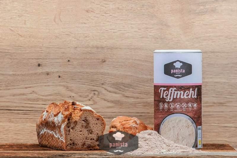 glutenfreies Teffmehl