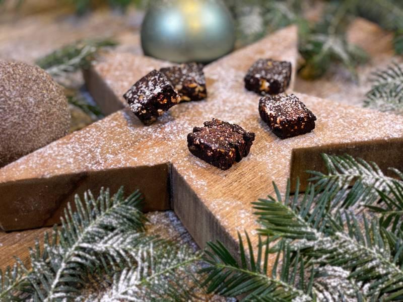Glutenfreie Weihnachtsplätzchen von Panista