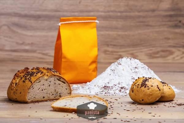 Glutenfreie Backmischung für Saatenbrot